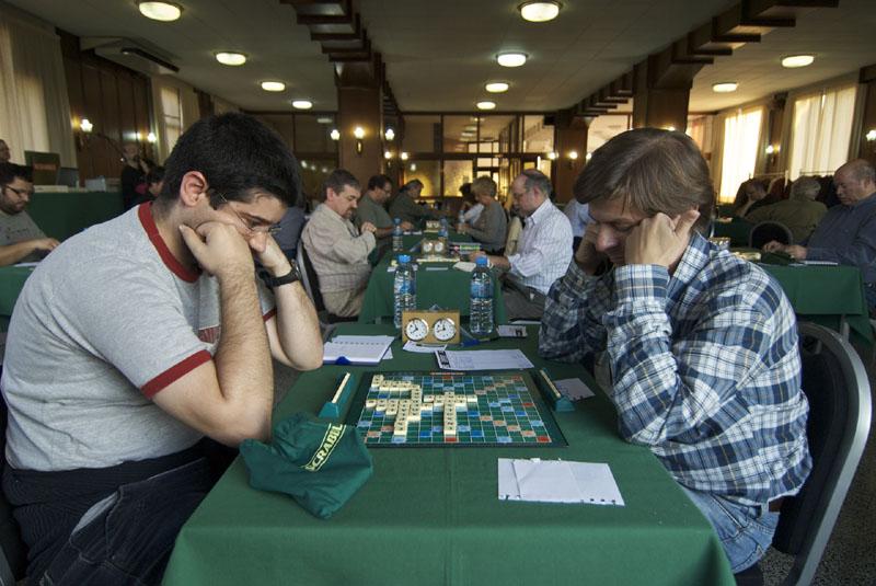 Tots ben concentrats durant les primeres partides