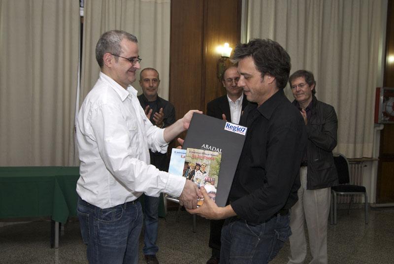 Joan Ramon Manchado, 6è classificat i millor jugada